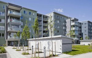apartment buildings project united electrical contractors lansing michigan mi 48906
