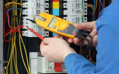 When should I call an electrician?