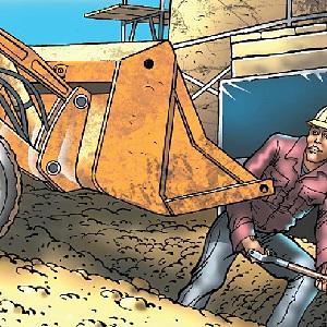 Backhoe Operator