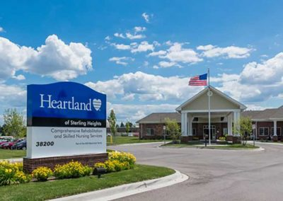 HCR Heartland Healthcare Center