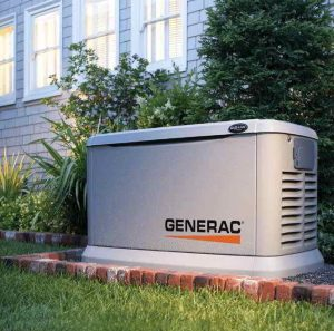 Generac attached standby generator united electrical contractors lansing michigan mi 48906