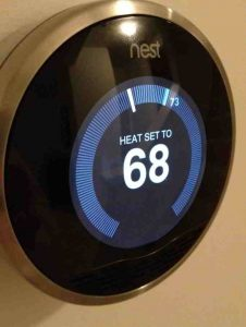 nest learning thermostat united electrical contractors lansing michigan mi 48906